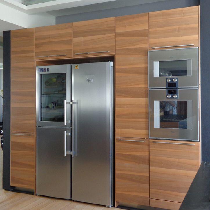 Einbauküche mit geräten  Einbauküche bulthaup und Solitärmöbel – homeplan