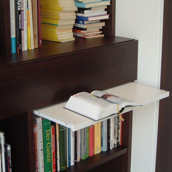 Bücher und Medien Einbaulösung