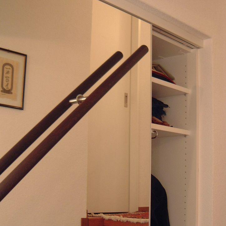 Kleiderschrank mit Spiegelfront 2
