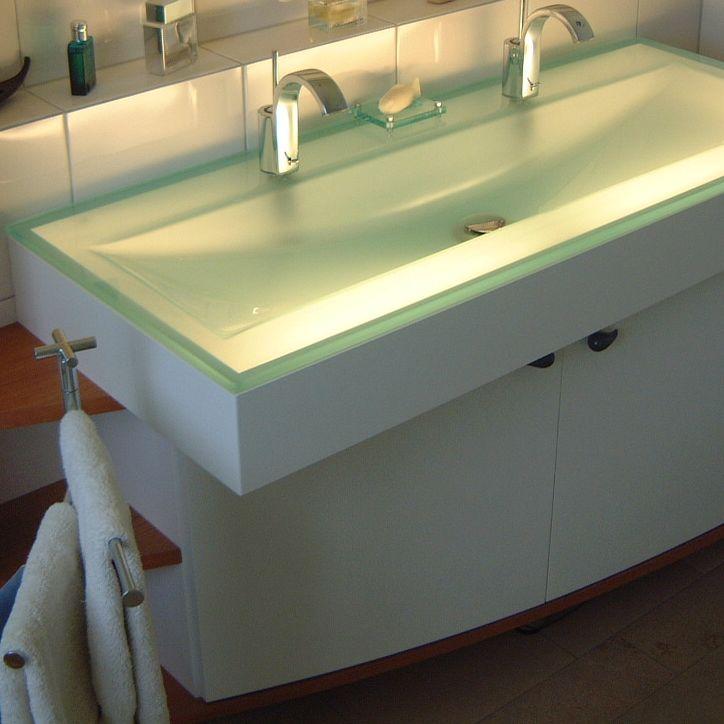 Waschtisch leuchtend 3